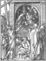 Small Passion, 19. Christ Shown to the People - Albrecht Durer