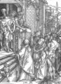 The Large Passion, 04. Ecce Homo - Albrecht Durer