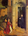 The Annunciation - Jan Van Eyck