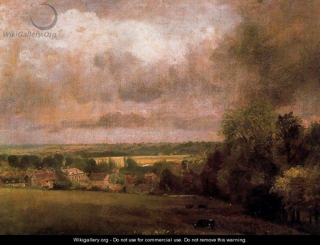 The Stour Valley from Higham - John Constable