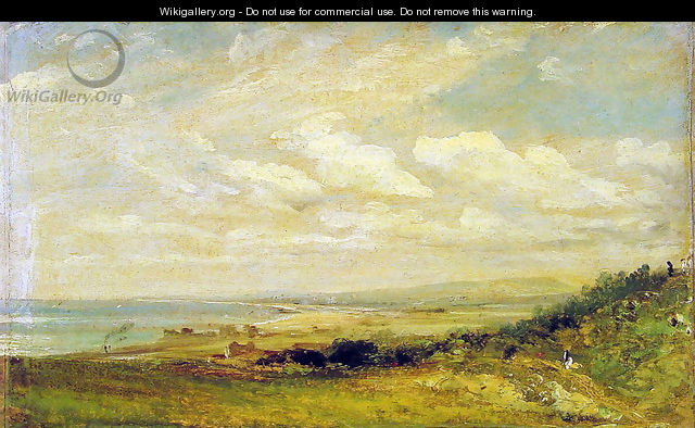 Shoreham Bay - John Constable