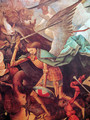 The fall of the rebel angels (detail 1) - Pieter the Elder Bruegel