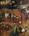 The Triumph of Death (detail 4) - Pieter the Elder Bruegel