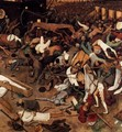 The Triumph of Death (detail 2) - Pieter the Elder Bruegel