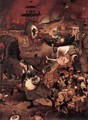 Dulle Griet (detail 1) - Pieter the Elder Bruegel