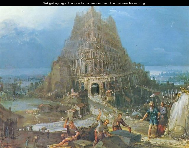 Tower of Babel - Pieter the Elder Bruegel