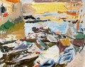 Port of passages - Joaquin Sorolla y Bastida