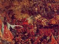 The Battle of Alexander at Issus (detail 4) - Albrecht Altdorfer