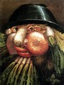 Vegetables - Giuseppe Arcimboldo