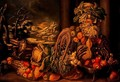 The Winter 2 - Giuseppe Arcimboldo