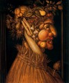 The Summer - Giuseppe Arcimboldo
