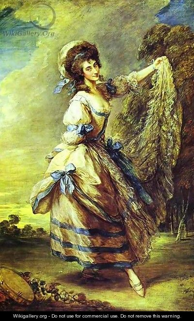 Giovanna Baccelli - Thomas Gainsborough