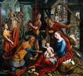 The Adoration of the Magi - Pieter Aertsen