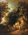 The Cottage Door 2 - Thomas Gainsborough