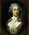 Portrait of French dancer Auguste Vestris - Thomas Gainsborough