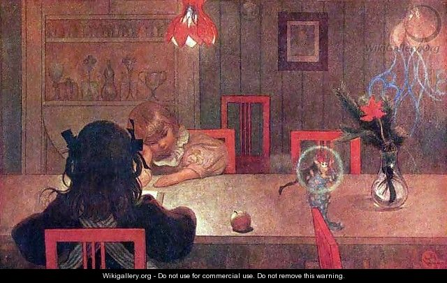 Fairy Tales - Carl Larsson