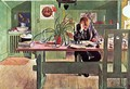 The Oldest Son - Carl Larsson