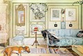 The Lazy Corner - Carl Larsson