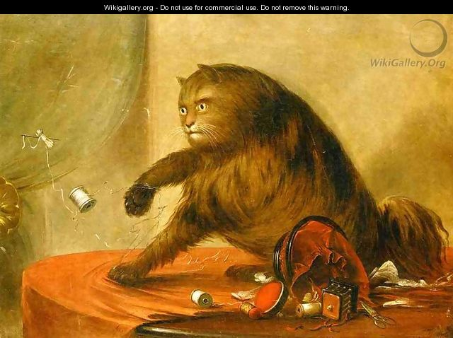 The cat of ostend - George Catlin