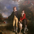 The Two Sons of the 1st Earl of Talbot - Sir Thomas Lawrence