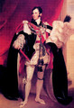 Leopold I; King of the Belgians Order of the Garter - Sir Thomas Lawrence