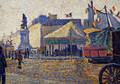 Place Clichy - Paul Signac