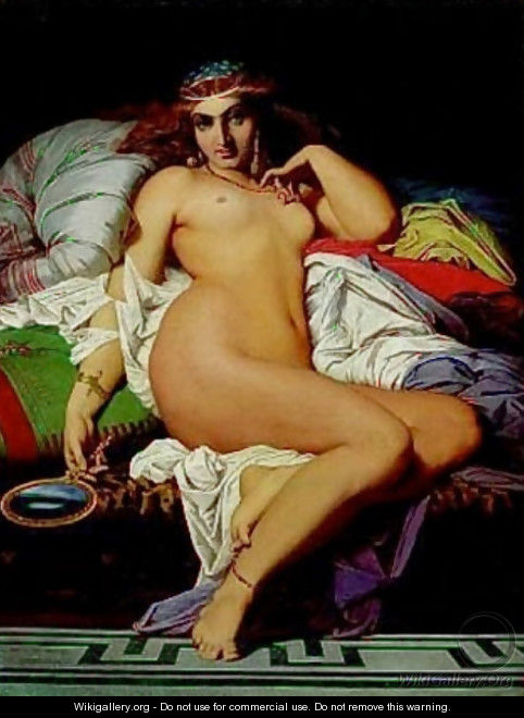 Phryne 2 - Gustave Clarence Rodolphe Boulanger