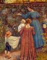 Picking Fruit (No.2) - Georges Lemmen