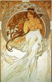 The Arts, Music - Alphonse Maria Mucha