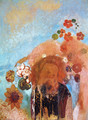 Evocation of Roussel - Odilon Redon