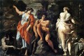 The Judgement of Hercules - Annibale Carracci