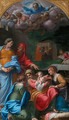 The Birth of the Virgin - Annibale Carracci