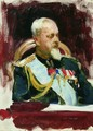 Study for the picture Formal Session of the State Council - Ilya Efimovich Efimovich Repin