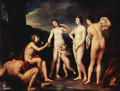 Judgement of Paris - Anton Raphael Mengs