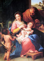 Holy family - Anton Raphael Mengs