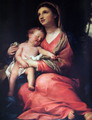 Virgin with the child - Anton Raphael Mengs