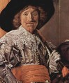 Company of Captain Reinier Reael, known as the 'Meagre Company' (detail 5) - Frans Hals