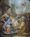 The Adoration of the Magi - Carle van Loo