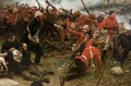 Defence of Rorke's Drift. Detail - Alphonse de Neuville