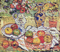 Still Life With Apples 2 - Maurice Brazil Prendergast
