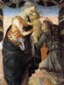 Madonna and Child with an Angel 2 - Sandro Botticelli (Alessandro Filipepi)