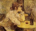 Hangover (The Drinker) - Henri De Toulouse-Lautrec