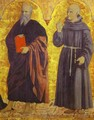St. John the Evangelist and St. Bernardine of Siena - Piero della Francesca