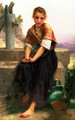 La Cruche Cassée [The Broken Pitcher] - William-Adolphe Bouguereau