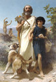 Homere et son Guide [Homer and his Guide] - William-Adolphe Bouguereau