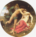 Flore et Zephyre [Flora and Zephyr] - William-Adolphe Bouguereau
