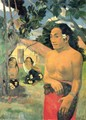 Where you go - Paul Gauguin