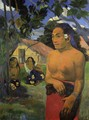 Where Are You Going 1 - Paul Gauguin