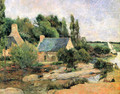 Washerwomen at Pont-Aven - Paul Gauguin