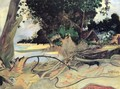 The thick tree - Paul Gauguin